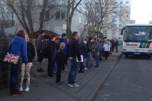 Busavfahrt Hannover